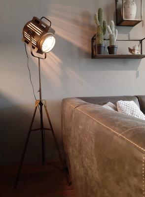 Vloerlamp Spotlight