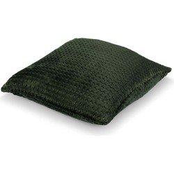 Kussen Mara groen 45x45 cm