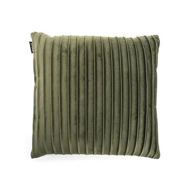 Kussen Delight groen 45x45 cm