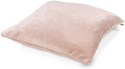Kussen Velvet nude (roze) 45x45 cm