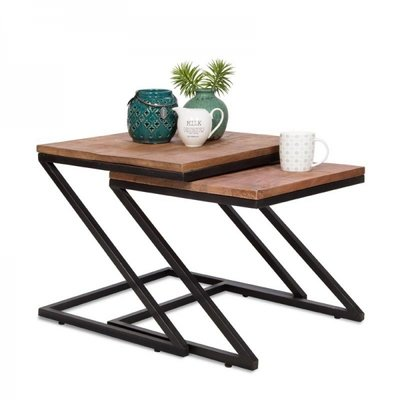 Coffeetable set Zig Zag