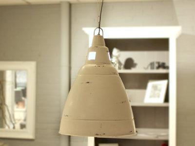 Hanglamp Belfast wit