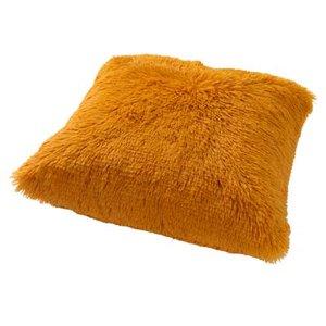 Kussen Fluffy Golden Glow 45x45 cm