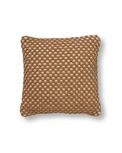 Kussen Denley tobacco brown 45x45 cm