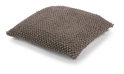 Kussen Andy taupe 45x45 cm
